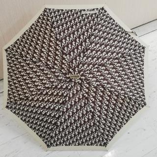 クリスチャンディオール(Christian Dior)のクリスチャンディオール傘(傘)