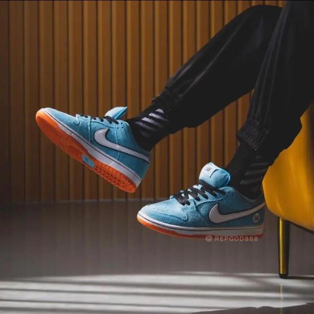 NIKE(ナイキ)のNIKE SB DUNK LOW PROGULF 27cm メンズの靴/シューズ(スニーカー)の商品写真