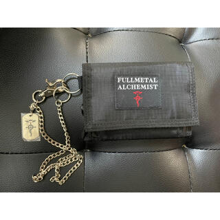 SEE BY CHLOE - 非売品 鋼の錬金術 チェーン付き折り畳み財布