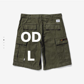 W)taps - WTAPS JUNGLE SHORTS / SHORTS. COTTON L