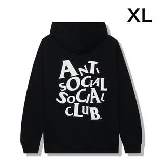 ASSC Complicated Black Hoodie XLサイズ