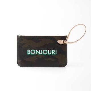L'Appartement DEUXIEME CLASSE - お値下げ中♪新品☆Hello Bonjour Pouch