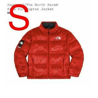 シュプリーム(Supreme)の新品未使用 Supreme The North Face Faux Fur(ダウンジャケット)