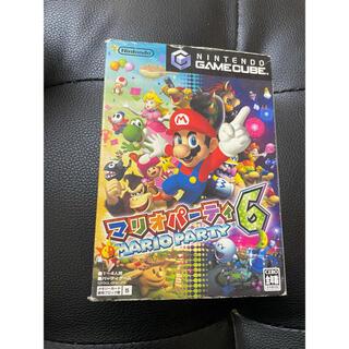 ニンテンドーゲームキューブ - マリオパーティー6  ゲームキューブ ソフト