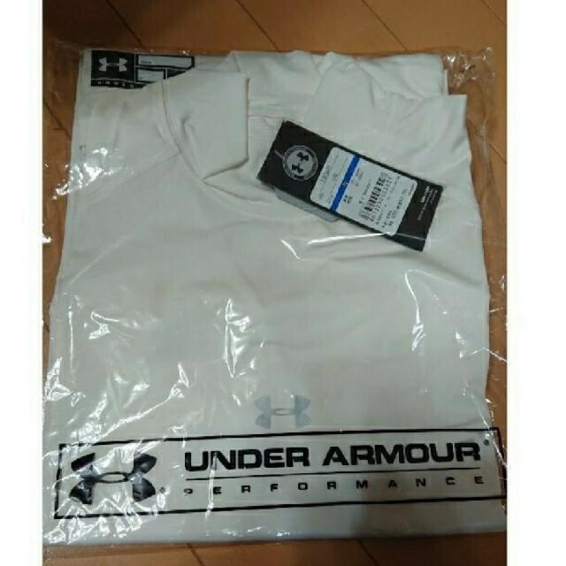 UNDER ARMOUR(アンダーアーマー)のアンダーアーマ☆4070円☆XL☆1343021☆ヒートギア コンプレッション メンズのトップス(Tシャツ/カットソー(七分/長袖))の商品写真