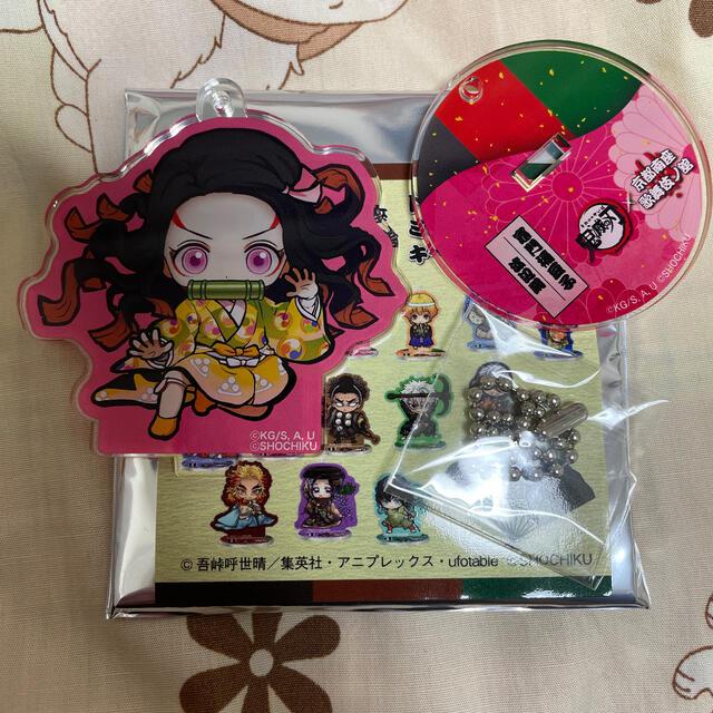 竈門禰豆子 歌舞伎 エンタメ/ホビーのおもちゃ/ぬいぐるみ(キャラクターグッズ)の商品写真