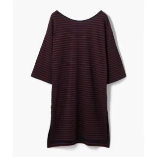 TOMORROWLAND - トゥモローランド  マカフィー  チュニック ロングTシャツ