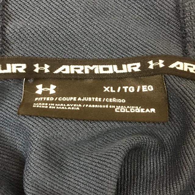 UNDER ARMOUR(アンダーアーマー)の【値下げ】アンダーアーマー パーカー XLサイズ メンズのトップス(パーカー)の商品写真