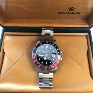 ROLEX - ROLEX ロレックス 16700 GMTマスター 赤青 ペプシ