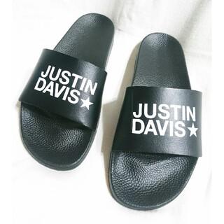 Justin Davis - JUSTIN DAVIS/2018年ノベルティ シャワー サンダル