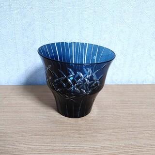 トウヨウササキガラス(東洋佐々木ガラス)のキリコグラス(グラス/カップ)