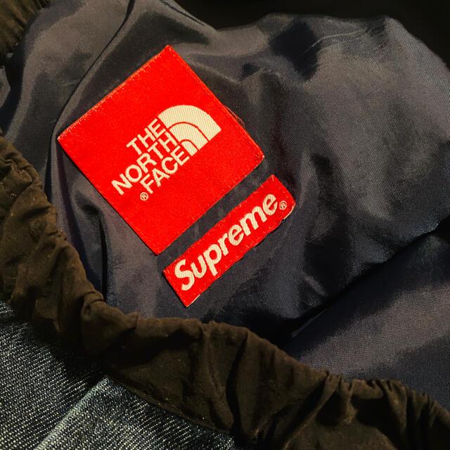 Supreme(シュプリーム)のsupreme northface デニムパンツ メンズのパンツ(デニム/ジーンズ)の商品写真