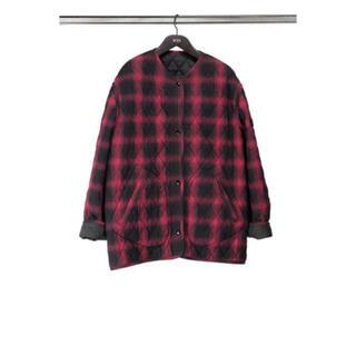 N°21 - N°21  リバーシブルキルティングジャケット
