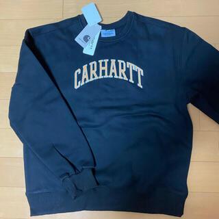 carhartt - カーハート トレーナー ブラック 新品 タグ付き  Lサイズ