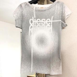 DIESEL - 【DIESELディーゼル】レディースTシャツ/S/美品