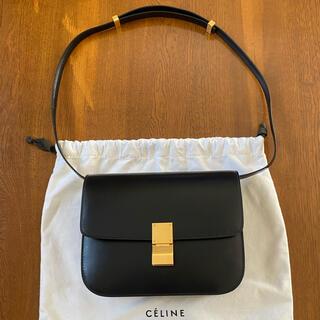 celine - セリーヌ celine  旧ロゴ クラシックボックス