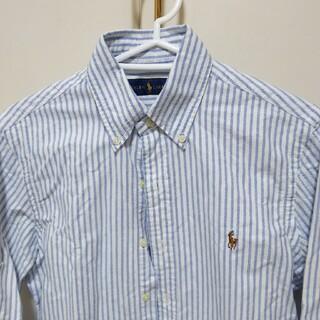 Ralph Lauren - RALPH LAUREN XS ボタンダウンシャツ
