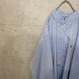 Ralph Lauren - ラルフローレン刺繍ロゴシャツ 43