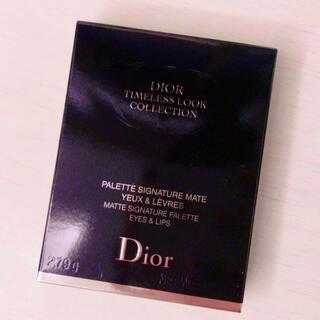 Dior - dior メイクミニパレット*アイシャドウ&リップ