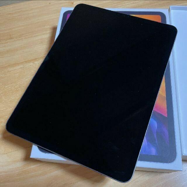 iPad(アイパッド)の【美品】iPad Pro 11インチ(第二世代) Wi-Fi 256GB スマホ/家電/カメラのPC/タブレット(タブレット)の商品写真