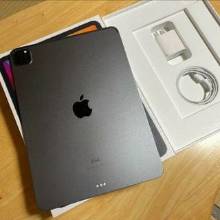 アイパッド(iPad)の【美品】iPad Pro 11インチ(第二世代) Wi-Fi 256GB(タブレット)