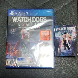 PlayStation4 - 【新品未開封】ウォッチドッグス レギオン