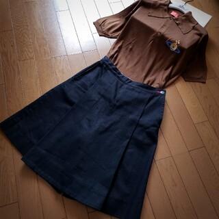 ヴィヴィアンウエストウッド(Vivienne Westwood)のキルトオーブ刺繍スカート風キュロット(キュロット)