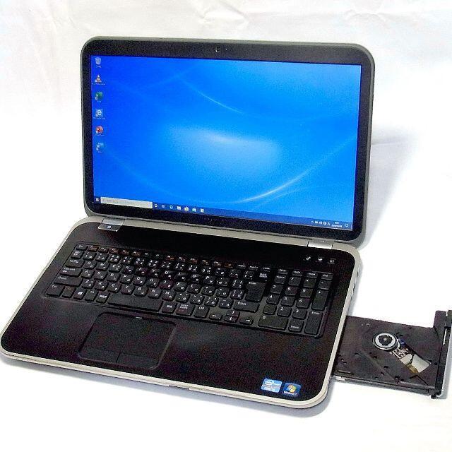 DELL(デル)のデル Inspiron SE7720 SSD&HDDダブル搭載 17.3インチ スマホ/家電/カメラのPC/タブレット(ノートPC)の商品写真