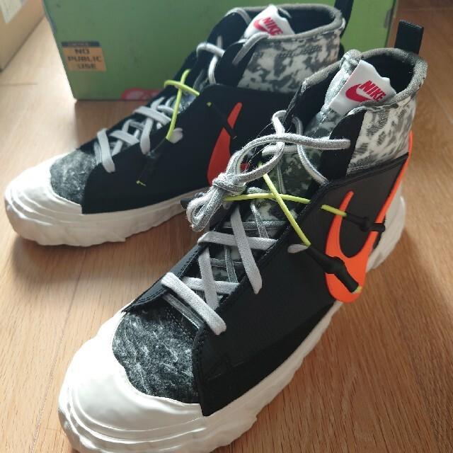 NIKE(ナイキ)のレディメイド ブレーザー 27.5 メンズの靴/シューズ(スニーカー)の商品写真