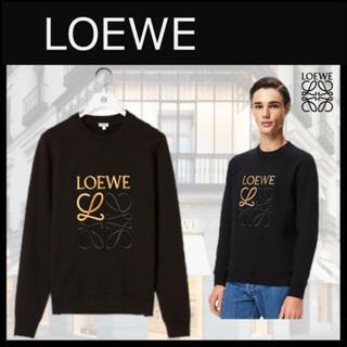 LOEWE - LOEWE  ロエベ  アナグラム  スウェット  シャツ  Sサイズ