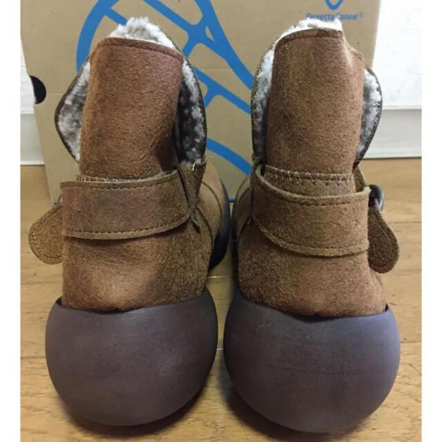 Regetta Canoe(リゲッタカヌー)のリゲッタカヌー  ショートブーツ レディースの靴/シューズ(ブーツ)の商品写真