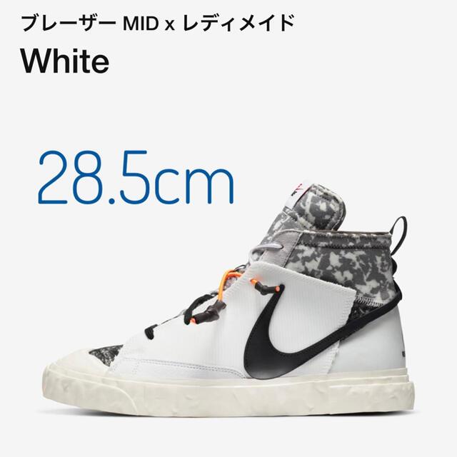 LADY MADE(レディメイド)のナイキ ブレーザー MID x レディメイド  ブレザー29センチ メンズの靴/シューズ(スニーカー)の商品写真
