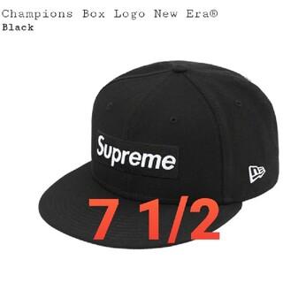 Supreme - Supreme Champions Box Logo New Era®