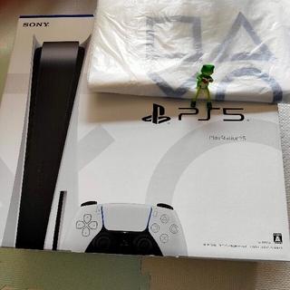 プレイステーション(PlayStation)の【新品】PlayStation5 CFI-1000A01 通常版ディスクドライブ(家庭用ゲーム機本体)