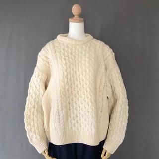 Ron Herman - 古着屋olgou オルゴー購入 アランニット セーター