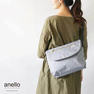 anello - 【新品、未使用、タグなし】anello アネログランデ ショルダー メッセンジャ