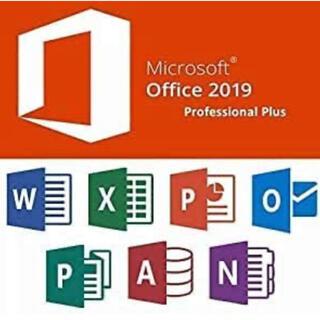 Microsoft - office2019 ProPlus 永続版