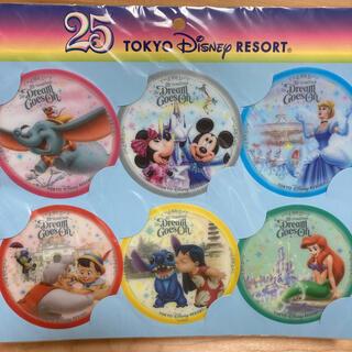 Disney - ディズニーリゾート コースターセット 新品未使用