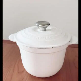 ルクルーゼ(LE CREUSET)のル・クルーゼ エブリィ(鍋/フライパン)