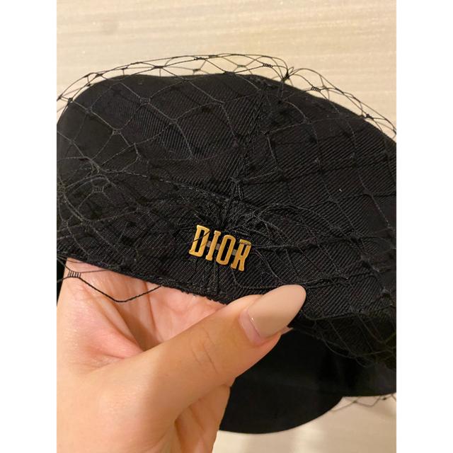 Dior(ディオール)のDior キャスケット  レディースの帽子(キャスケット)の商品写真