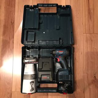 ボッシュ(BOSCH)の【美品】BOSCH ボッシュ 充電式インパクトドライバー GDR 18V-160(その他)