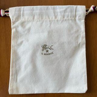 イルビゾンテ(IL BISONTE)のイルビゾンテ 巾着袋(ショップ袋)