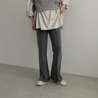 TODAYFUL - willfully new center seam ponte flare PT