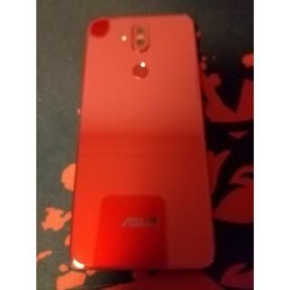 ASUS - ASUS Zenfone 5Q ルージュレッド SIMフリー