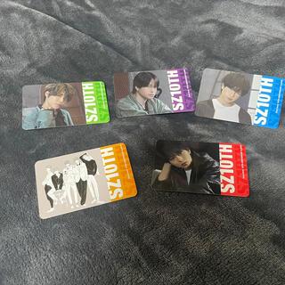 【SexyZone】SZ10TH 特典カード