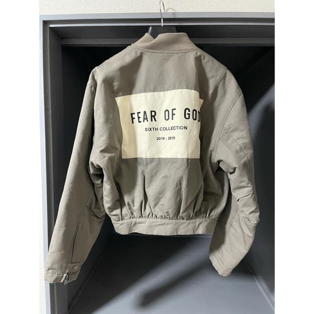 FEAR OF GOD(フィアオブゴッド)のfear of god jacket 6th メンズのジャケット/アウター(ブルゾン)の商品写真