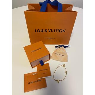 LOUIS VUITTON - ルイヴィトン ブレスレット エセンシャルV 美品LOUIS VUITTON