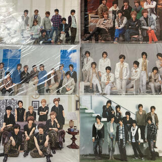 Hey! Say! JUMP - Hey!Say!JUMPクリアファイル