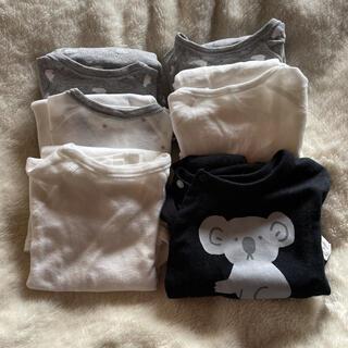 西松屋 - 新生児 ロンパース、肌着セット