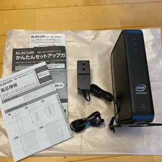 ELECOM - エレコム ELECOM Wi-Fi 6 (11ax) WRC-X3000GS